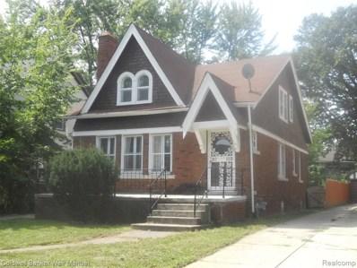 4505 Kensington Avenue, Detroit, MI 48224 - MLS#: 219089700