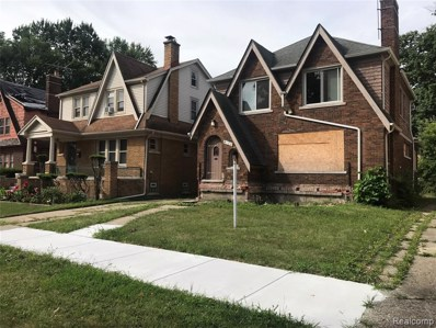 4135 Courville Street, Detroit, MI 48224 - MLS#: 219090372