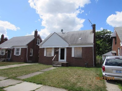 20419 Binder Street, Detroit, MI 48234 - MLS#: 219090529