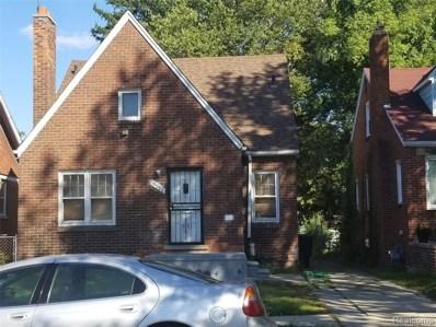 19386 Waltham Street, Detroit, MI 48205 - MLS#: 219091028