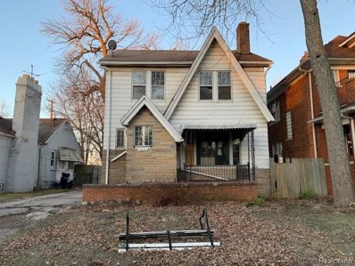 5045 Bedford Street, Detroit, MI 48224 - MLS#: 219091219