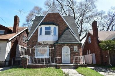 17160 Washburn Street, Detroit, MI 48221 - MLS#: 219091534