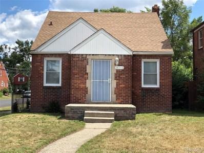 18312 Mendota Street, Detroit, MI 48221 - MLS#: 219091567