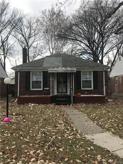 19351 Sussex Street, Detroit, MI 48235 - MLS#: 219092115