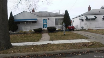 22530 Chippewa Street, Detroit, MI 48219 - MLS#: 219092405