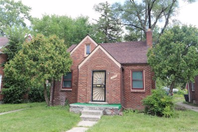 16550 Stahelin Avenue, Detroit, MI 48219 - MLS#: 219092557