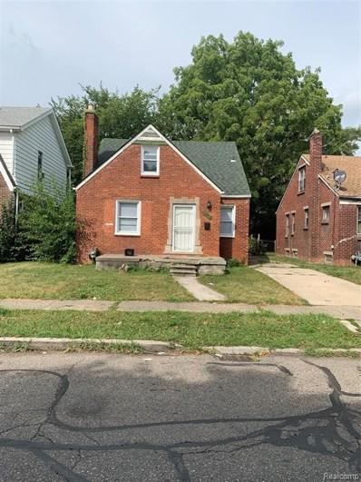 9921 Hubbell Street, Detroit, MI 48227 - MLS#: 219092565