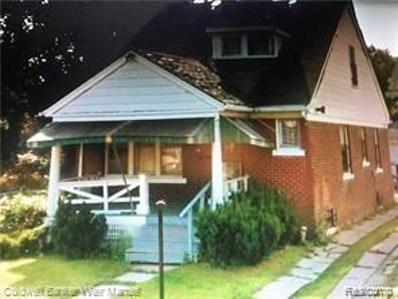 2281 La Belle Street, Detroit, MI 48238 - MLS#: 219092769