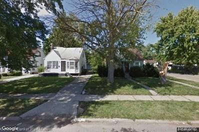 15707 Coram Street, Detroit, MI 48205 - MLS#: 219092876