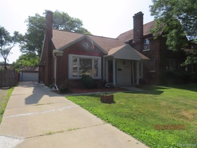 15354 Archdale, Detroit, MI 48227 - MLS#: 219093000