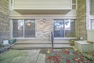1983 Thornhill Place, Detroit, MI 48207 - MLS#: 219093307