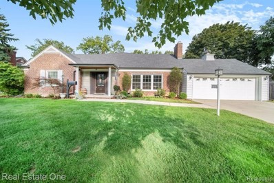 1115 Vinsetta Boulevard, Royal Oak, MI 48067 - MLS#: 219094966