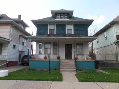 1224 Pingree Street, Detroit, MI 48202 - MLS#: 219094976