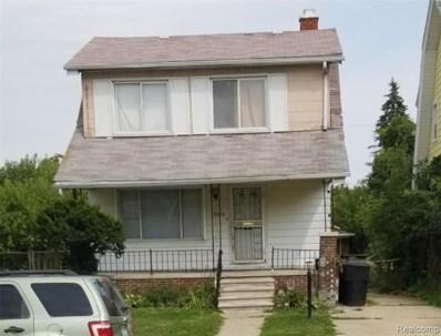 3492 Algonquin Street, Detroit, MI 48215 - MLS#: 219095321