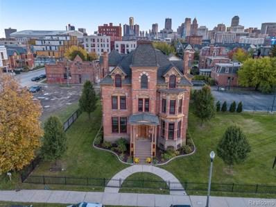 104 Edmund Place UNIT 6, Detroit, MI 48201 - MLS#: 219095822