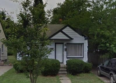 7410 N Greenview Avenue N, Detroit, MI 48228 - MLS#: 219096443