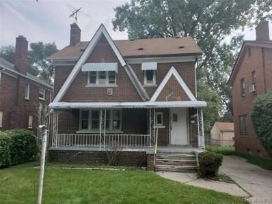 14790 Mettetal Street, Detroit, MI 48227 - MLS#: 219096512