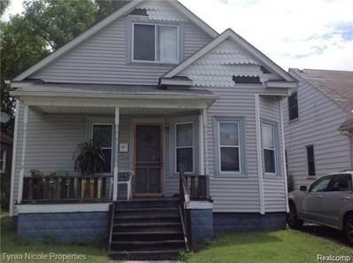 7696 Greenview Avenue, Detroit, MI 48228 - MLS#: 219096593