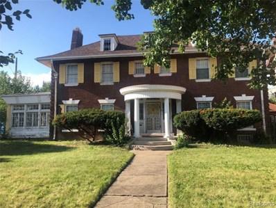154 Taylor Street, Detroit, MI 48202 - MLS#: 219096761