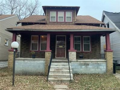 14588 Cloverdale Street, Detroit, MI 48238 - MLS#: 219097115