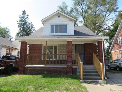 15749 Hartwell Street, Detroit, MI 48227 - MLS#: 219097677