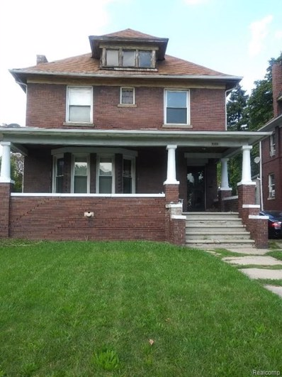 2228 Lothrop Street, Detroit, MI 48206 - MLS#: 219097804