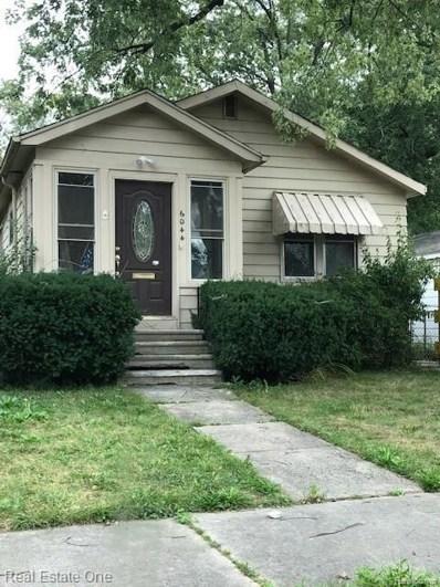 6044 Plainview Ave Street, Detroit, MI 48228 - MLS#: 219097830