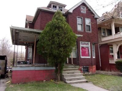 420 E Philadelphia Street, Detroit, MI 48202 - #: 219098048