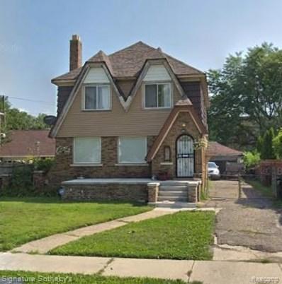 4124 Balfour Road, Detroit, MI 48224 - MLS#: 219099006