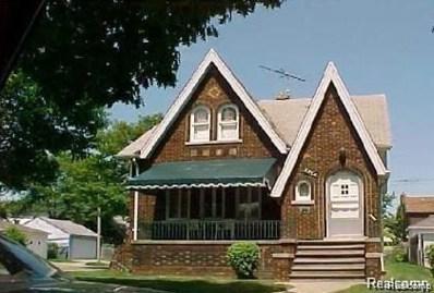 3964 Yorkshire St Road, Detroit, MI 48224 - MLS#: 219099480