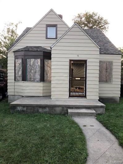 18725 Faust Ave, Detroit, MI 48219 - MLS#: 219099797