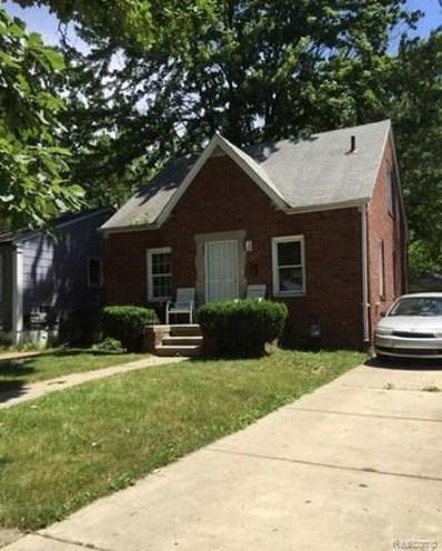 18226 Patton Street, Detroit, MI 48219 - MLS#: 219100022