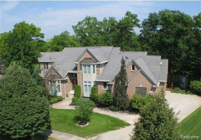 3184 Pine Tree Court, Waterford twp, MI 48329 - #: 219100159