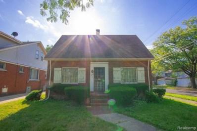 5817 Lakeview Street, Detroit, MI 48213 - MLS#: 219100493