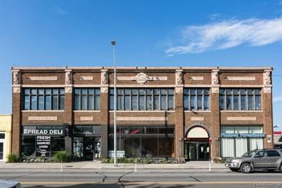 4221 Cass Avenue UNIT 900, Detroit, MI 48201 - MLS#: 219100918
