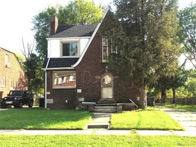 17537 Keeler Street, Detroit, MI 48227 - MLS#: 219101337