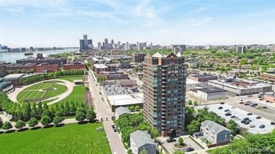 3320 Spinnaker Lane S UNIT 9A, Detroit, MI 48207 - MLS#: 219101824
