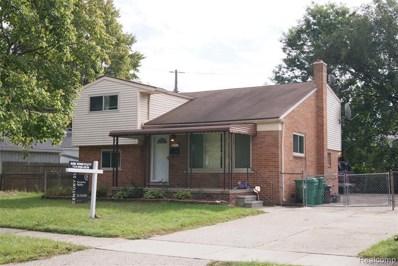 32415 Maplewood Street, Garden City, MI 48135 - MLS#: 219102343
