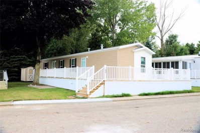 262 W Shoreline Drive, Port Sanilac Vlg, MI 48469 - MLS#: 219102784