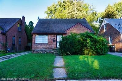 19401 Grandview Street, Detroit, MI 48219 - MLS#: 219102830