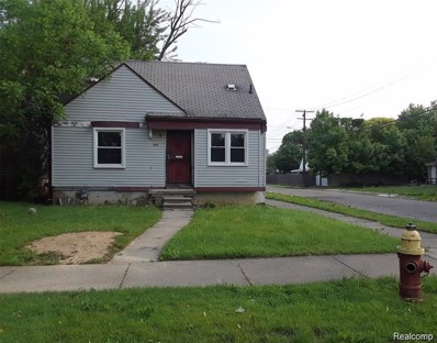 16121 Manning Street, Detroit, MI 48205 - MLS#: 219103025