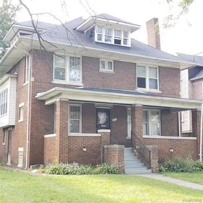 2541 Lamothe Street, Detroit, MI 48206 - MLS#: 219103251