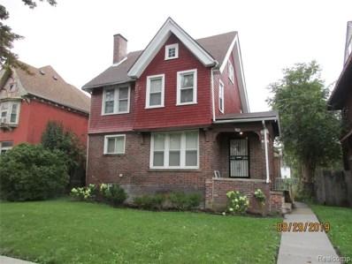 149 Webb Street, Detroit, MI 48202 - #: 219103401