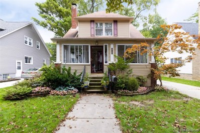 910 Lockwood Road, Royal Oak, MI 48067 - MLS#: 219103505