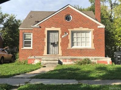 19611 Waltham Street, Detroit, MI 48205 - MLS#: 219103939