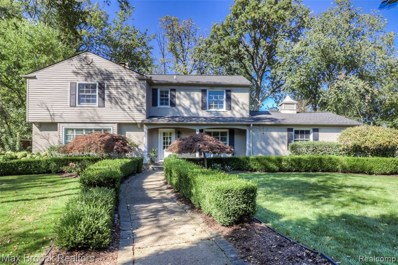 1315 Vinsetta Boulevard, Royal Oak, MI 48067 - MLS#: 219104012
