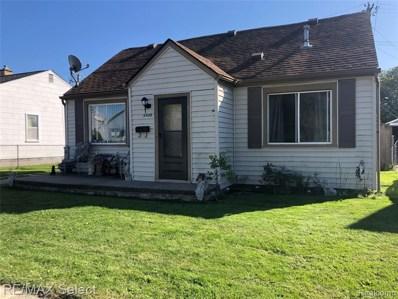 16448 Roberts Street, Roseville, MI 48066 - #: 219104292