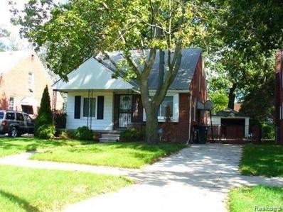 19488 Sunderland Road, Detroit, MI 48219 - MLS#: 219104387