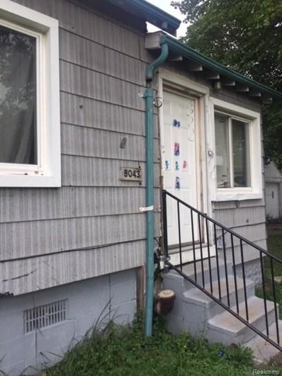 8043 Hudson Avenue, Warren, MI 48089 - MLS#: 219104715