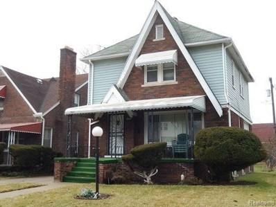 8569 Wisconsin Street, Detroit, MI 48204 - MLS#: 219104764